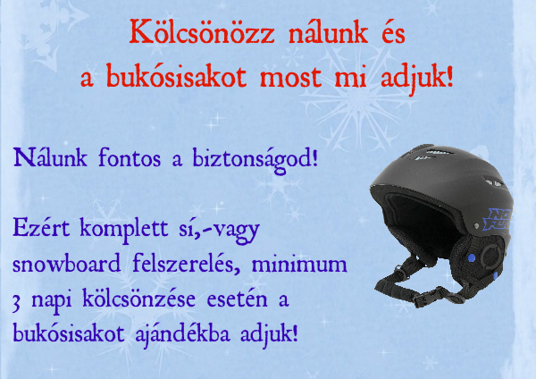 ajandek_sisak