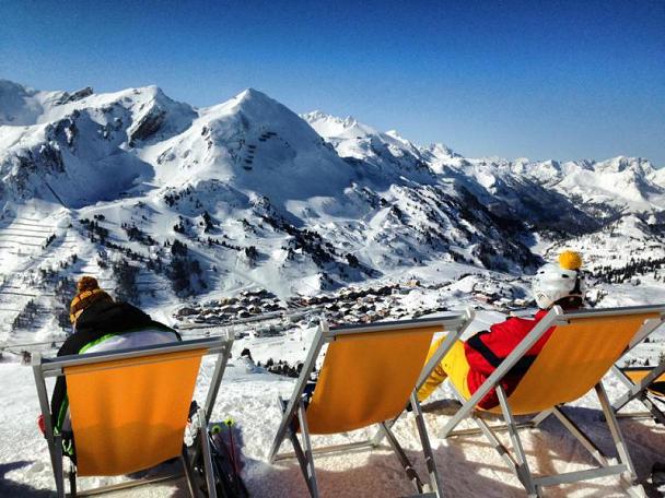 Obertauern - Fotó: Bergbahnen Obertauern